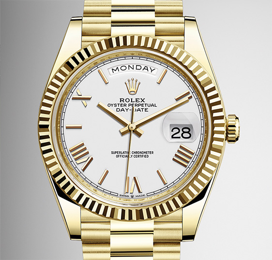 Explore the Rolex Watches Collection