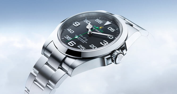 Our Rolex Air-King Watches