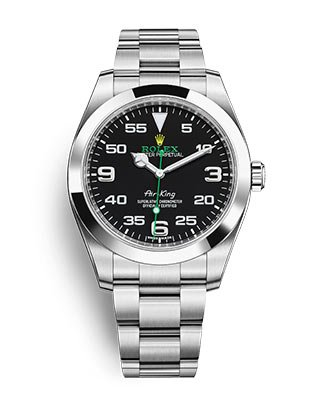 Rolex Air-King - Collection