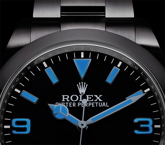 Oyster Perpetual Explorer 2
