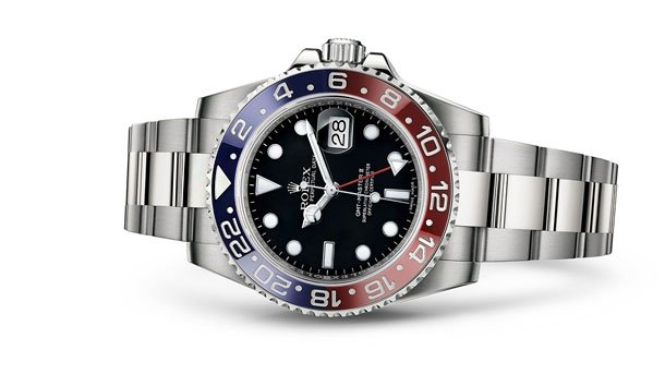 Rolex GMT-Master II - Collection