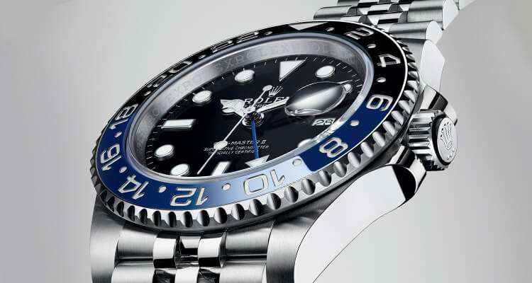 Our Rolex GMT-Master II Watches