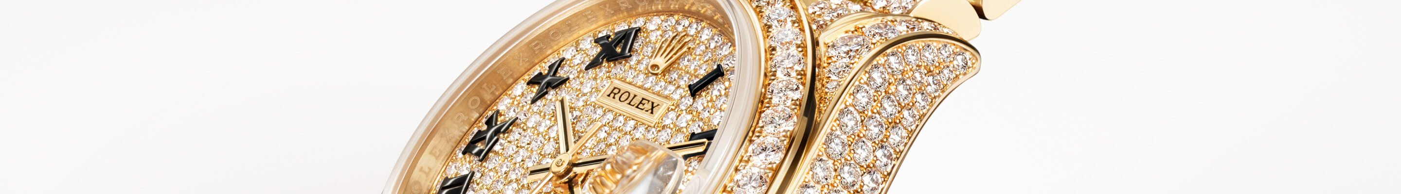 Our Rolex Lady-Datejust Watches