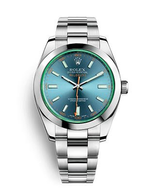 Rolex Milgauss - Collection