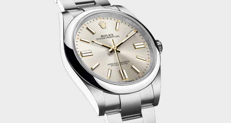 Our Rolex Oyster Perpetual Watches