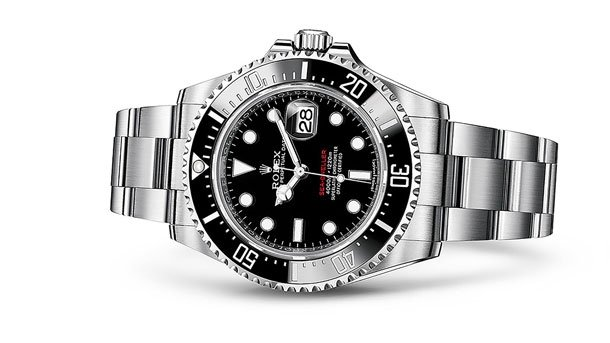 Rolex Sea-Dweller - Collection