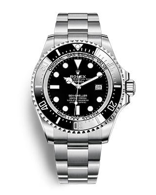 Rolex Sea-Dweller - Collection