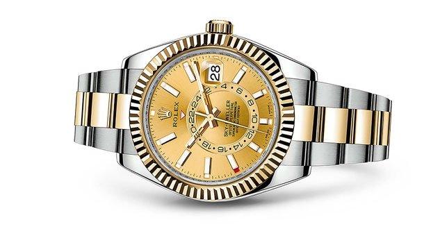Rolex Sky-Dweller - Collection