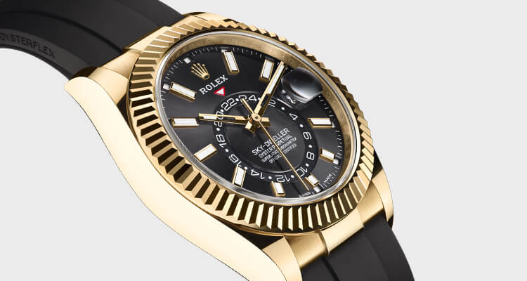 Our Rolex Sky-Dweller Watches