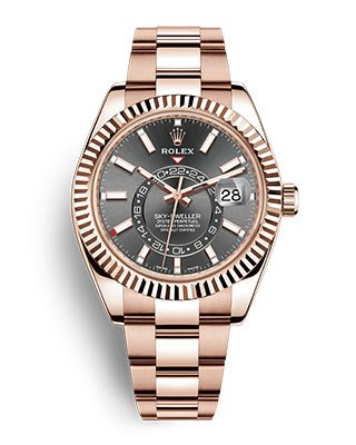 Rolex Sky-Dweller - Collection
