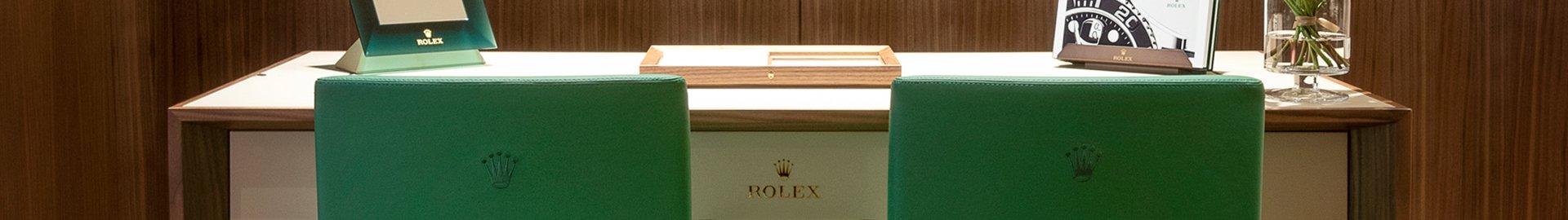 Rolex by Prestons, Leeds