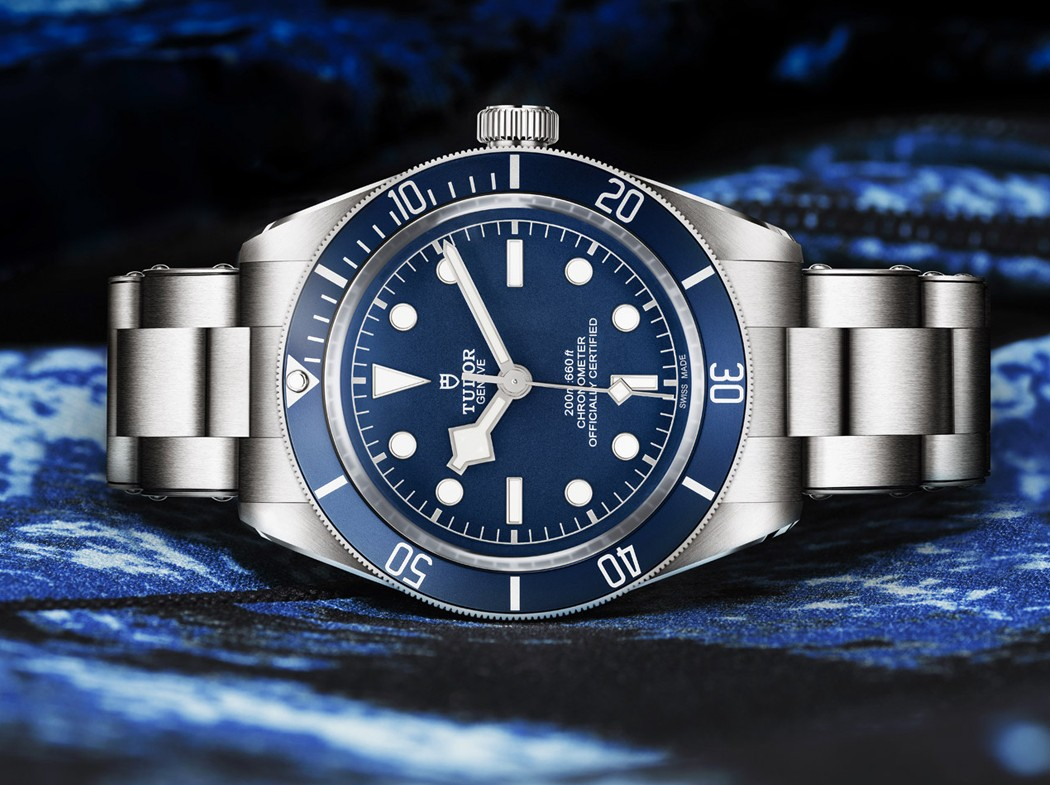 "The New 2020 TUDOR: The Black Bay Fifty-Eight ""Navy Blue"""