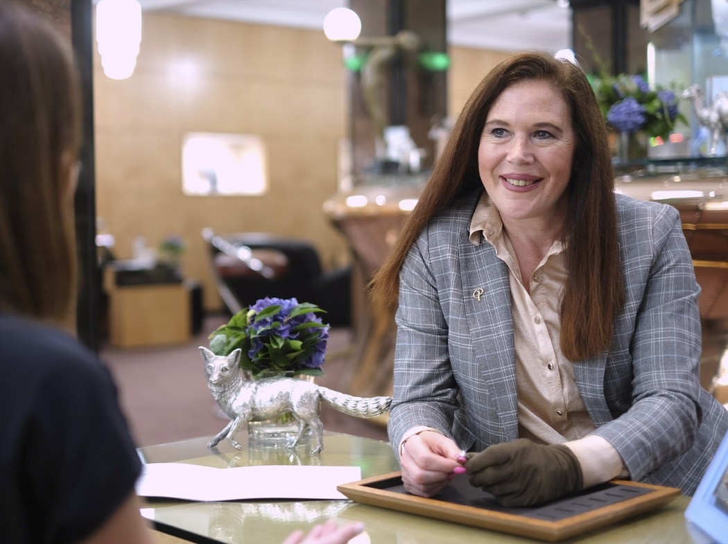 26 Years of Diamond Expertise: Joanne Mounter