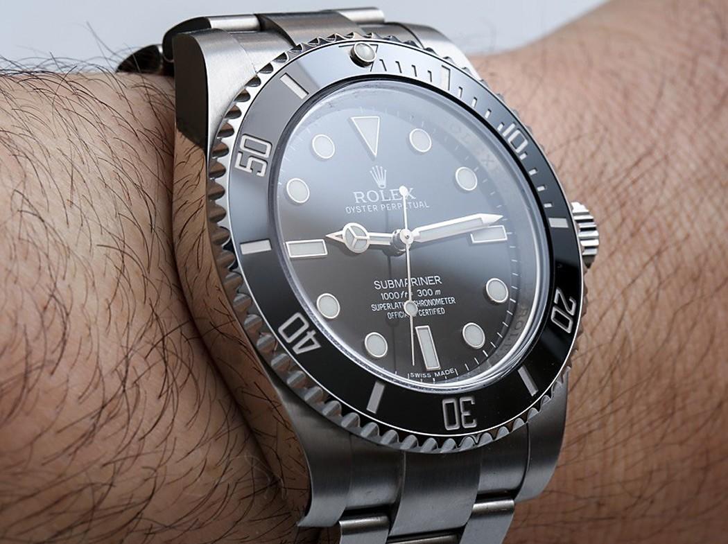 A Pioneering Wristwatch: The Rolex Submariner