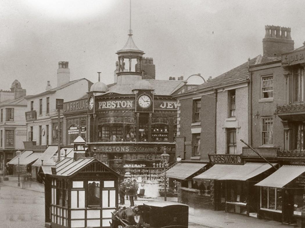 Prestons of Bolton: The Diamond Centre of the North