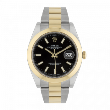 Rolex, Datejust 41, Steel and 18ct Yellow Gold