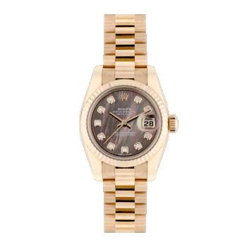 Rolex, Lady-Datejust 26mm, Everose