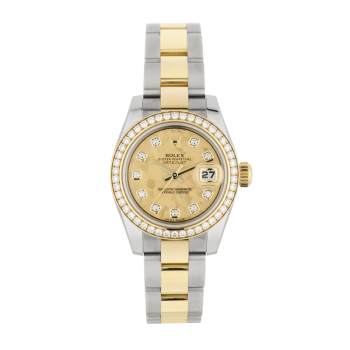 Rolex, Lady-Datejust 26mm, Yellow Rolesor