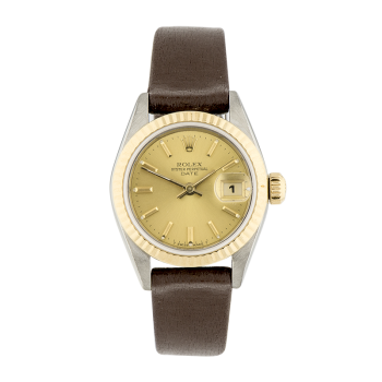 Rolex, Oyster Date, Steel & Yellow Gold