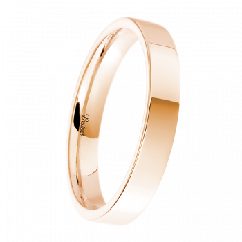 Flat Top, 18ct Rose Gold