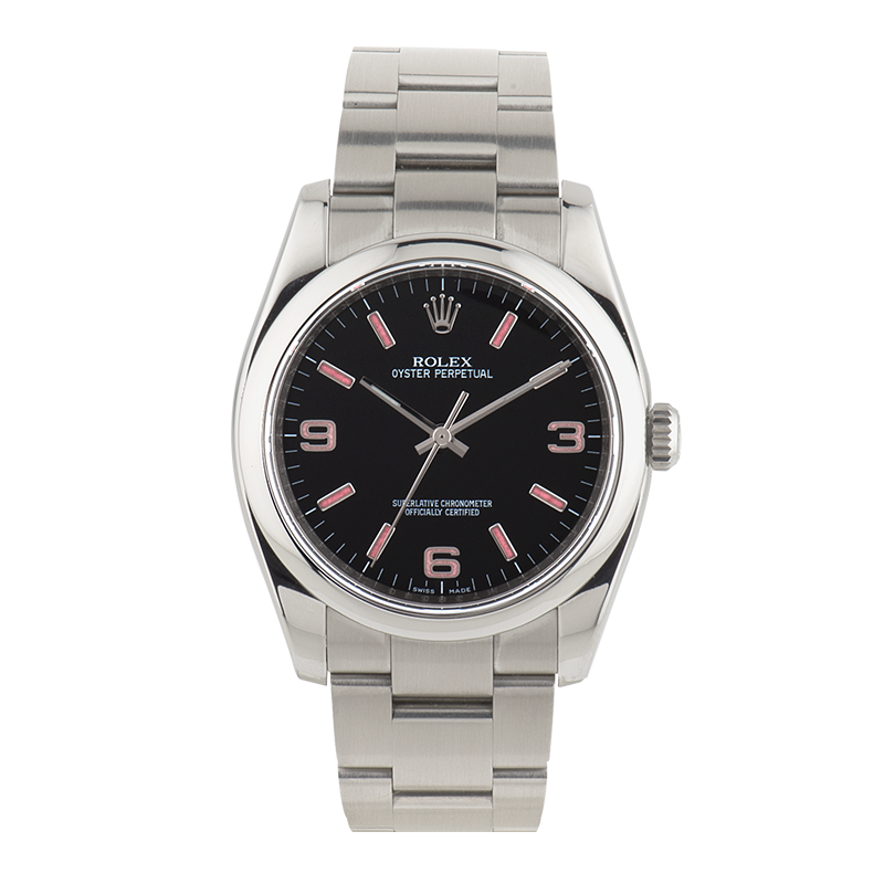 Rolex, Oyster Perpetual, Oystersteel, 36mm