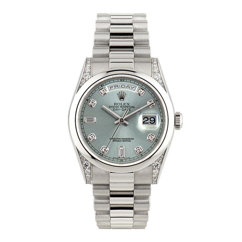 Rolex, Day-Date, Platinum