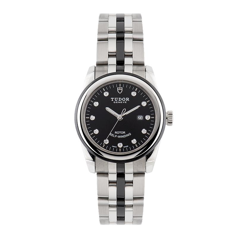 Tudor, Glamour Date 31mm, Steel
