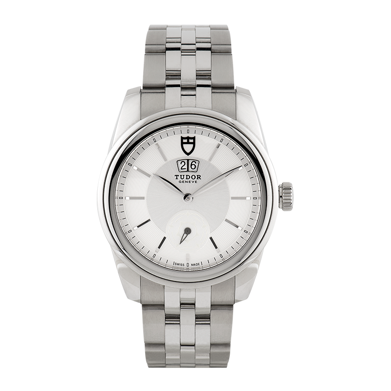 Tudor, Glamour Double Date 42mm, Steel