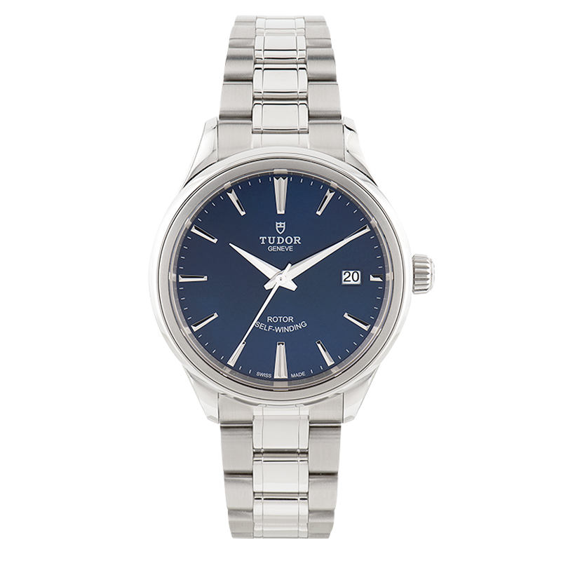 TUDOR, Style Date 41, Stainless Steel