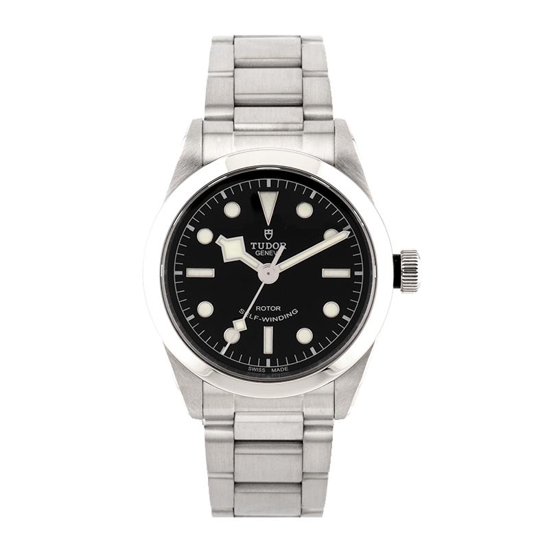 Tudor, Black Bay 36, Steel