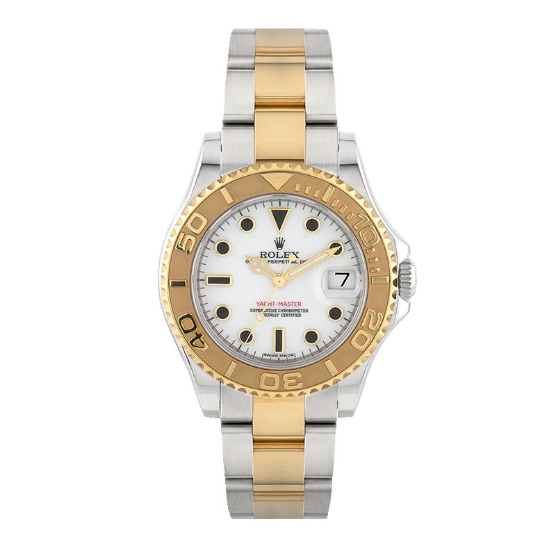 Rolex, Yacht-Master, Yellow Rolesor