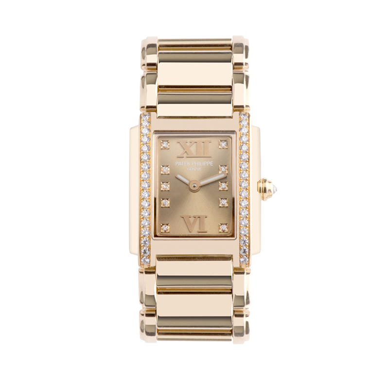 Patek Philippe, Twenty~4, 18ct Rose Gold