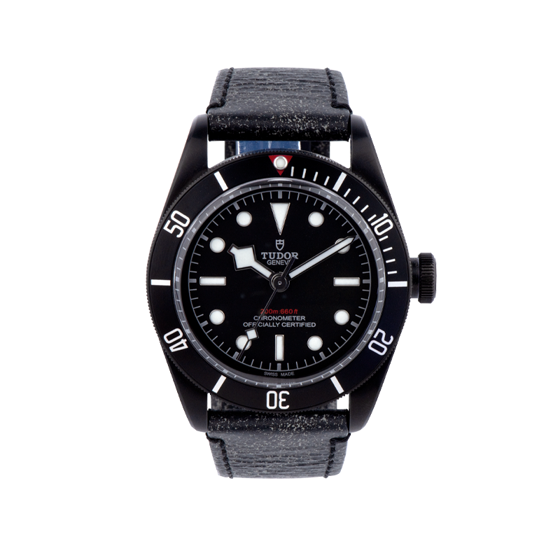 TUDOR, Black Bay Dark, Stainless Steel