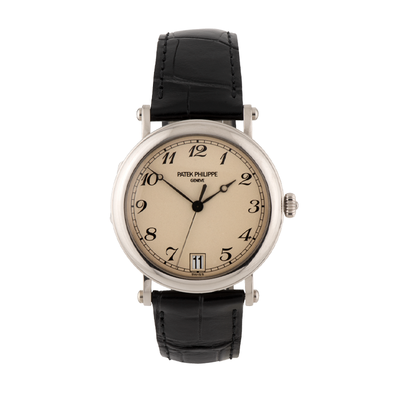 Patek Philippe, Calatrava, 18ct White Gold