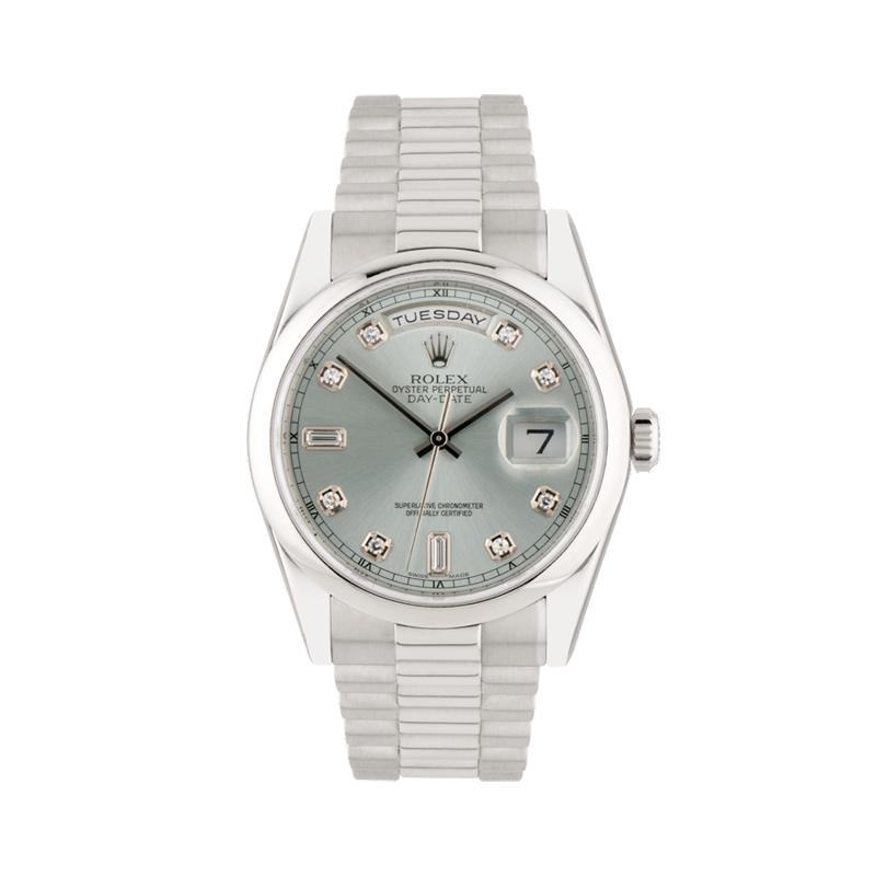 Rolex, Day-Date 36, Platinum