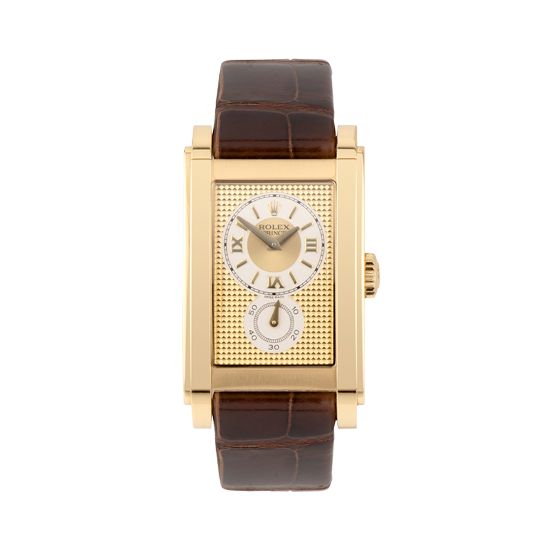 Rolex, Cellini Prince, 18ct Yellow Gold