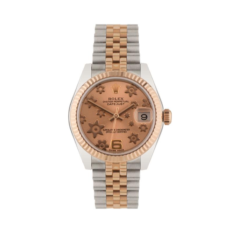 Rolex, Datejust 31, Everose Rolesor