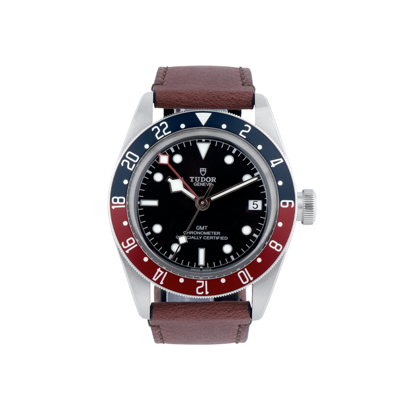 TUDOR, Black Bay GMT, Stainless Steel