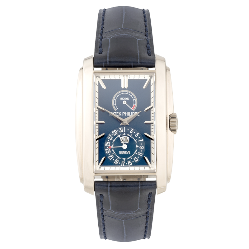 Patek Philippe, Gondolo, 18ct White Gold
