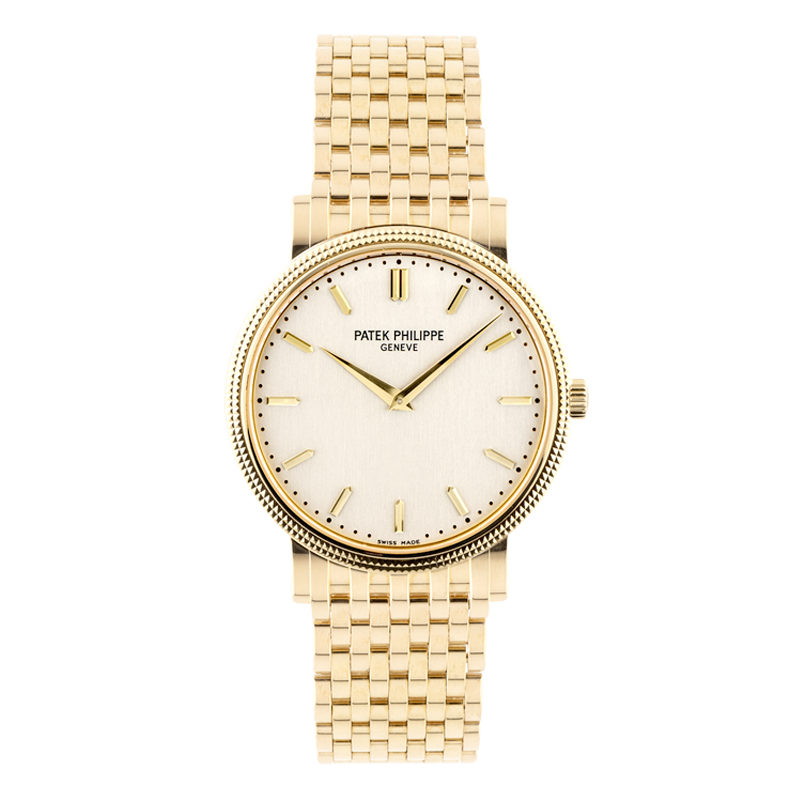 Patek Philippe, Calatrava, 18ct Yellow Gold