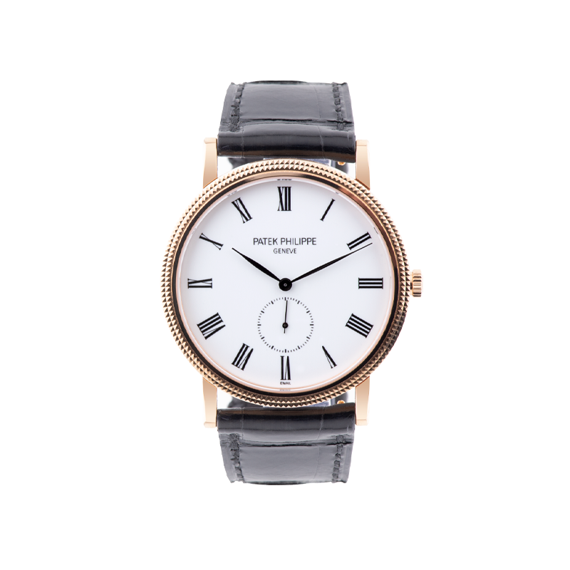 Patek Philippe, Calatrava, 18ct Rose Gold