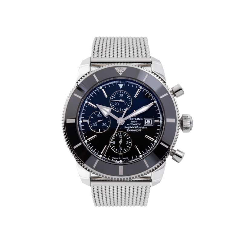 Breitling, Superocean Heritage Chronograph, Stainless Steel