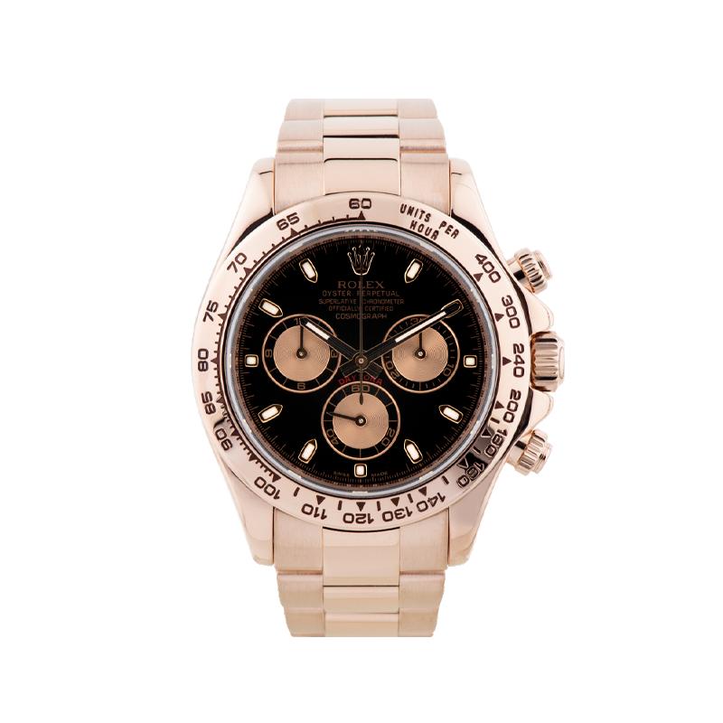 Rolex, Cosmograph Daytona, 18ct Everose Gold