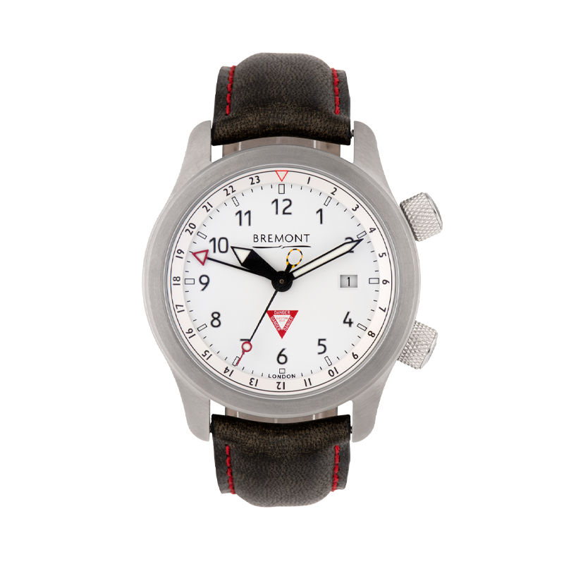 Bremont, MARTIN-BAKER III 10th Anniversary Limited Edition, Stainless Steel