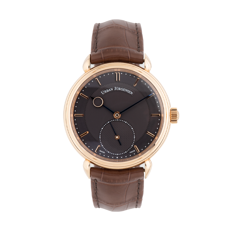 Urban Jürgensen, 1140L, 18ct Rose Gold