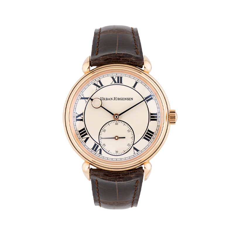 Urban Jürgensen, 1142L, 18ct Rose Gold