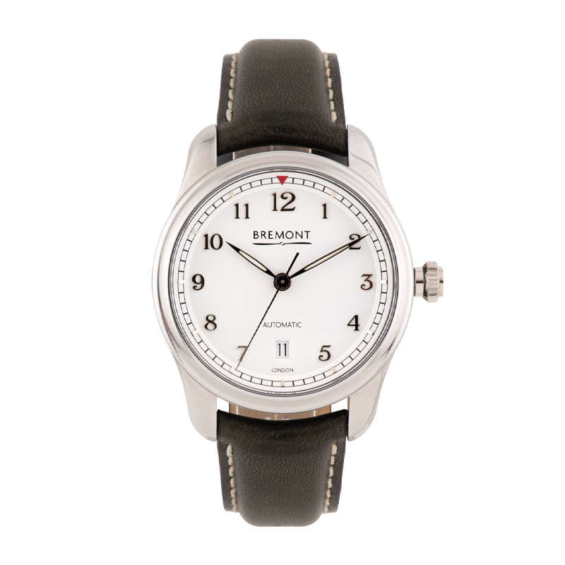 Bremont, Airco-Mach 2, Stainless Steel