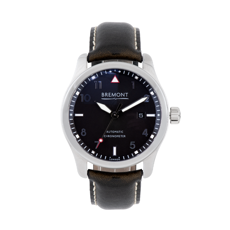 Bremont, Solo, Stainless Steel