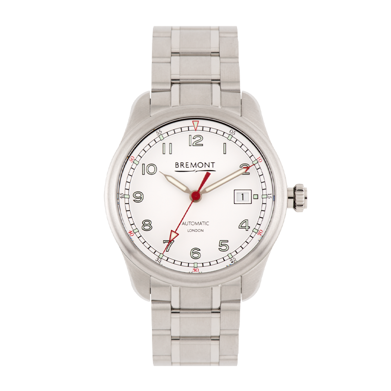 Bremont, Airco-Mach 1, Stainless Steel