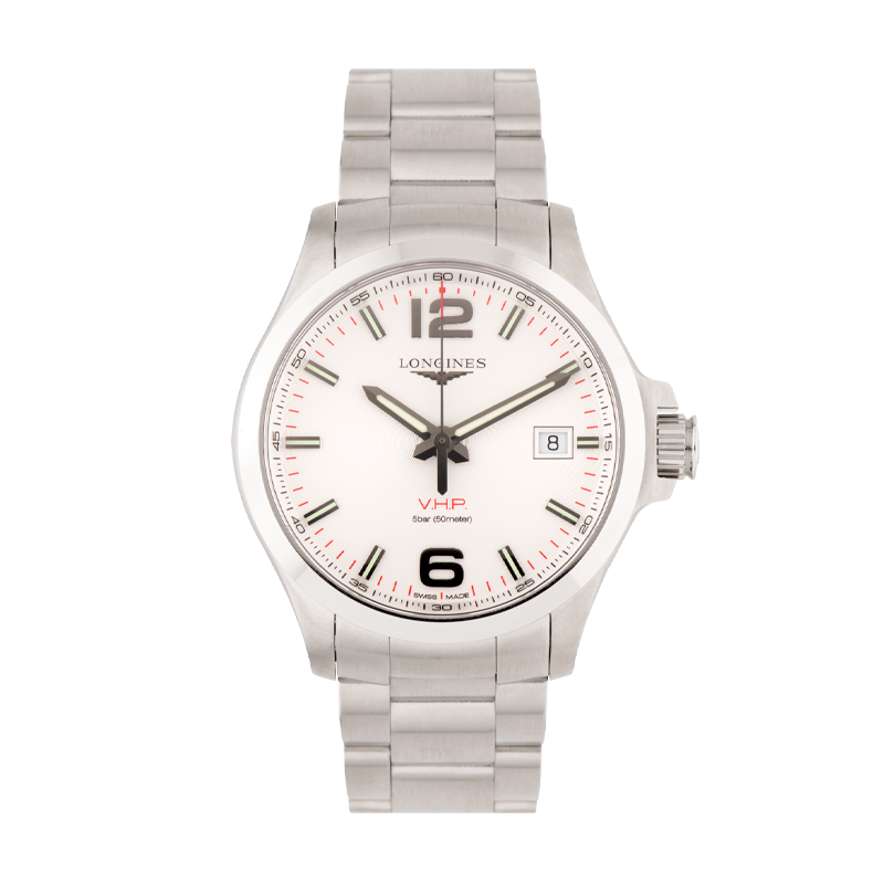 Longines, Conquest VHP, Stainless Steel